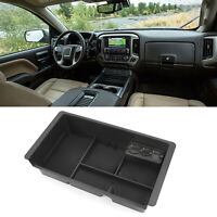Center Console Organizer Tray For GMC Yukon Chevrolet Silverado 2500 15-18 T5