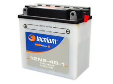 Batterie 12N9-4B-1 Motorradbatterie 12V 9Ah 90A/EN