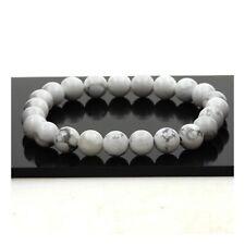 Bracelet Beads Howlite 8 MM