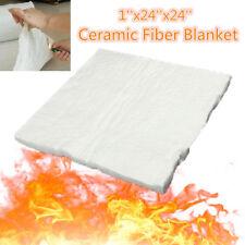 Keramikfasermatte Hochtemperatur Keramikfaser Matte Isolierung 1260 ℃ Weiß