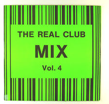 """12"""" LP - Various - The Real Club Mix, Vol. 4 - C2165 - Zyx-Record"""