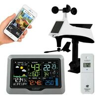 V40A-PRO La Crosse Technology Professional Remote Monitoring Weather Station