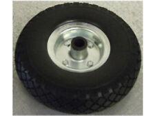 1 x NUOVO Go Kart Trolley/ruota pivottante in schiuma in acciaio 260 mm (10 in (ca. 25.40 cm)) Pesca
