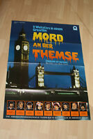 Mord an der Themse - Kinoplakat - mit Christopher Plummer, Mason