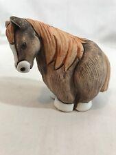 Vintage Classic Horse Pony Sculpture
