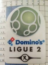 France Patch Badge officiel LFP Ligue 2 Domino's monblason maillot de foot 16/20