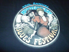 Monterey Bay Blues Festival  ( Used Size XXL )  Nice Condition!!!