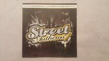 STREET ANTHEMS CD! W/NOTORIOUS B.I.G.-KRS ONE-AFRIKA BAMBAATAA-WARREN G! NR MINT