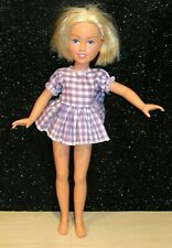 "Vintage 1993 Scholastic Babysitters Club Doll Dawn 18"" with Outfit Pretty Doll"
