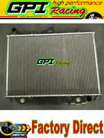 Premium Quality New Radiator for Holden Rodeo TF V6 3.2L 98-02 AT/MT