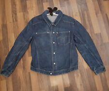 Levi's Denim Jacket( medium )Men's Popper Snap 70100 Red Tab Engineered