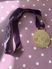 London 2012 Olympic Replica Gold Medal