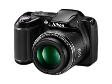 Nikon COOLPIX L330 20.2MP Digital Camera 26x optical zoom - Black Brand New