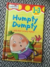 Ladybird Book, Humpty Dumpty & Other Nursery Rhymes (1994) - Series 866
