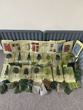 More details for build your own hachette model railway village complete set over £1000 worth