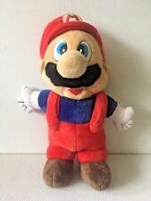Rare Avanti SUPER MARIO PLUSH Mario bros Nintendo toy figure 1980s collectible