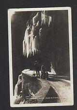 BEUIL (06) CANTONNIER & MOTARD , Route du CIANS en 1932