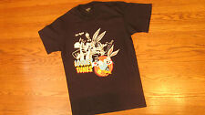 Vintage Looney Tunes Las Vegas Tee shirt 90's Warner Brothers Bugs Bunny MINT 91