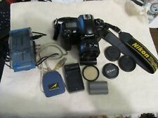 Nikon D100 6.1 MP Digital SLR Camera Body with AF Nikkor 35-70 Lens
