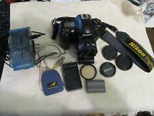 Nikon D100 6.1 MP Digital SLR Camera Body with AF Nikkor 35-70 Lens