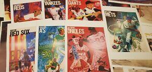 MLB Baseball 1971 poster's