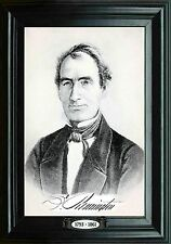 PHOTO MAGNET Firearms ELIPHALET REMINGTON 1793-1861 Founder E Remington