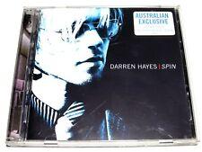 cd-album, Darren Hayes - Spin Australian Exclusive, 2CD (5 Track Live Disc)