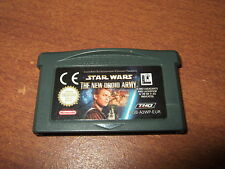 Star Wars The New Droid Army für Nintendo Gameboy Advance / GBA
