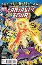Fantastic Four #580 (NM)`10 Hickman/ Edwards
