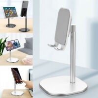 Universal Adjustable Desktop Phone Stand For Mobile iPad iPhone Samsung Tab Pad