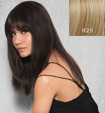 Hairdo by Hair U Wear Clip-In Human Hair Bang/Fringe Bangs