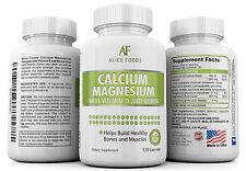 Calcium Magnesium Vitamin D Boron Complex 30 Days Supply