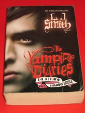 wmf* SALE ;  L.J. SMITH ~ THE VAMPIRE DIARIES : THE RETURN : SHADOW SOULS tp