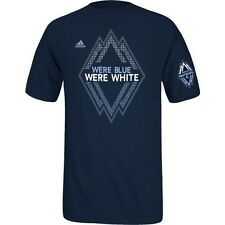 Vancouver Whitecaps MLS t-shirt NWT Soccer Canada Southsiders new with tags