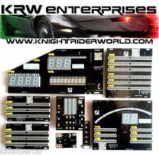 1982-1992 PONTIAC FIREBIRD KNIGHT RIDER KITT K2000 KARR ZA 2TV DASH ELECTRONICS
