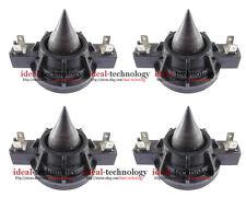 4PCS Diaphragm for EV Electro Voice Eliminator SH1502ER ZX1-90 Force Horn Part