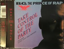 CDSingle-Robbert The Prince Of Rap-Take Control of the Party - 1991