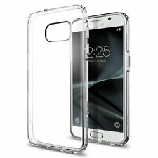 Spigen Galaxy S7 Ultra Hybrid Case-crystal Clear
