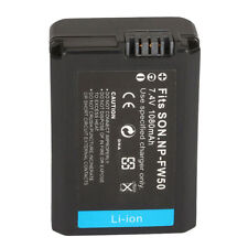 NP-FW50 Battery for Sony NEX-3C NEX-3D NEX-5 NEX-5A NEX-5DB Alpha A7 A33