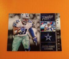 HIGHLIGHT REEL 2018 Prestige Ezekiel Elliott Dallas Cowboys Single-Insert Card