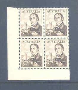AUSTRALIA DECIMAL 1966 NAVIGATOR BLOCK VERY FINE MNH..............16