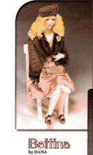 1:12 scale Miniature Doll Art Tutorials ~ Patterns ~ Clothes/Hair/& more Bettina