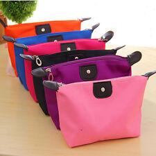 Travel Toiletry Wash Bag Girl Lady Cosmetic Bag Makeup Storage Receive belt  AAA