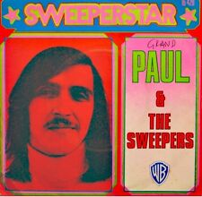 ++PAUL & THE SWEEPERS sweepstar/and i try SP 1974 WB RARE VG++
