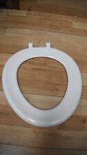 Twyford Sola 350 White Toilet Seat SA1306WH - No Fittings