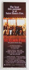 St. Elmo's Fire FRIDGE MAGNET (1.5 x 4.5 inches) insert movie poster rob lowe