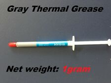 Thermal Compound Paste Grease for CPU GPU 0.5g Syringe tube