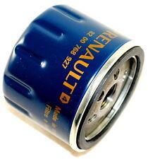 NISSAN JUKE QASHQAI 1.5 DCI K9K FILTRO OLIO Nuovo + Originale 8200768927 1520800q0d