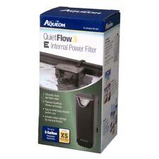 Aqueon QuietFlow 3 E Internal Power Filter 3gal XS