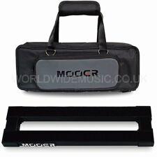 MOOER PB05 Stomplate Mini Pliable Pédale board pour 5 pédales dans un doux Sac de transport